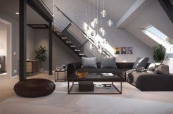 0373: Maisonettewohnung mit verglaster Loggia